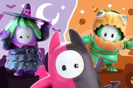 Fall Guys Fall-O-Ween event adds spooky costumes and challenges