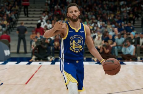 Best MyPlayer Playmaking Badges in NBA 2K22