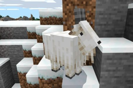 How to get the Whatever Floats Your Goat achievement in Minecraft