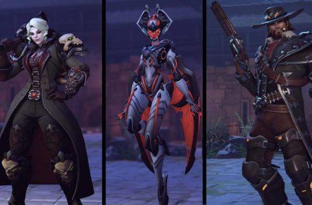 10 best Overwatch Halloween Terror skins, ranked