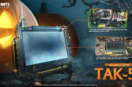 COD Mobile: What is TAK-5 Operator Skill and how to unlock it