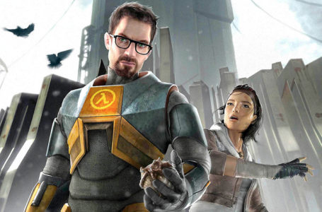 Half-Life 2 just got its biggest update in 17 years