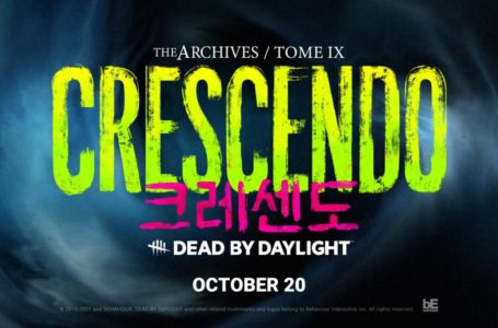 Dead by Daylight reveals Tome 9: Crescendo with an animated trailer