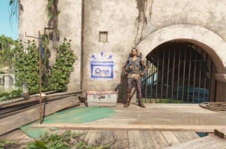 How to unlock the Cielo Gardens Criptograma Chest in Far Cry 6