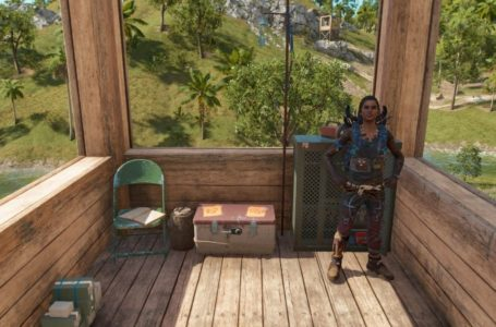 How to unlock the Sabiduria Valley Criptograma Chest in Far Cry 6