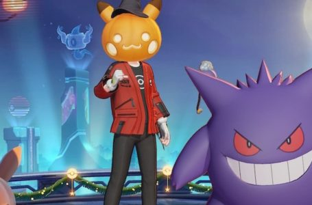 How to earn pumpkins and unlock rewards in Pokémon Unite's Halloween event