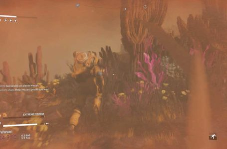 How to complete Embrace The Flames in No Man's Sky Expedition 4: Emergence