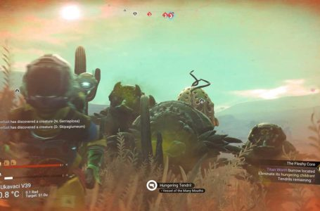 How to complete The Fleshy Core in No Man's Sky Expedition 4: Emergence
