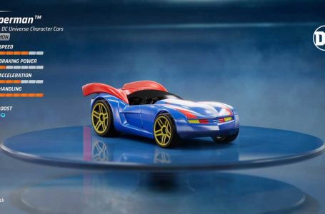 How to get Superman in Hot Wheels Unleashed