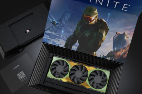 Limited edition Halo Infinite AMD Radeon RX 6900 XT graphics card announced