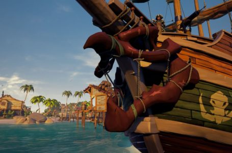 Sea of Thieves brings back the Bone Crusher Set for players who slay a lot of skeletons or phantoms