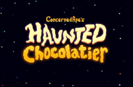 Stardew Valley developer Concerned Ape announces new game, Haunted Chocolatier