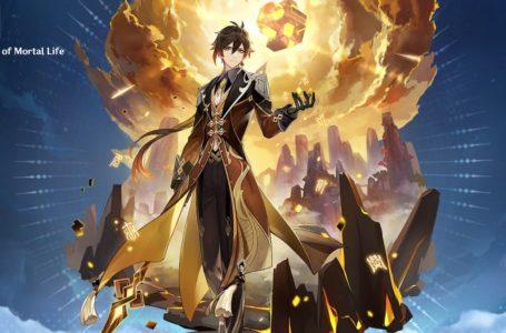 Genshin Impact: All Geo Characters Ranked