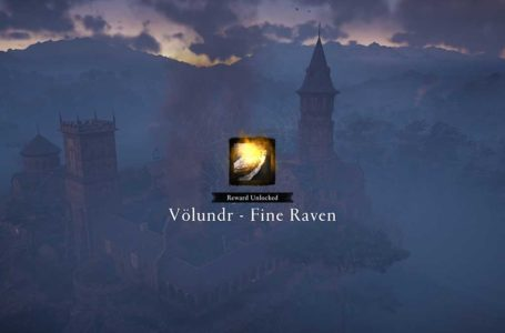 How to unlock Volundr – Fine Raven in Assassin's Creed Valhalla Discovery Tour: Viking Age