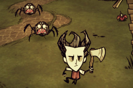 Terraria and Don't Starve share crossover monsters for Halloween