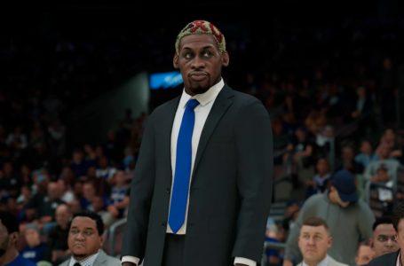 NBA 2K22: How to earn Diamond Player Coaches