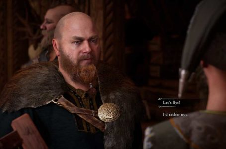 How to win the Seaworthy flyt in Assassin's Creed Valhalla Discovery Tour: Viking Age