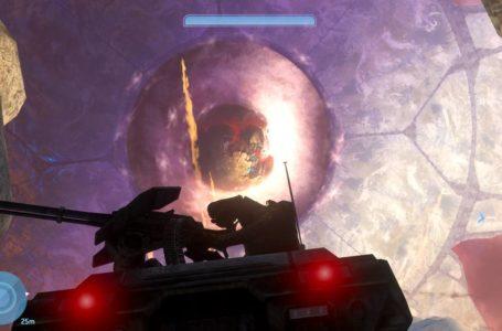 Halo: MCC community video shows Halo 3 Warthog Run in VR