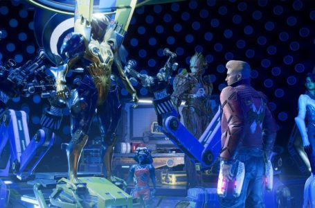 Alien singing encounter and correct lyrics guide in Chapter 6 of Marvel's Guardians of the Galaxy – Collector's Emporium Ticket