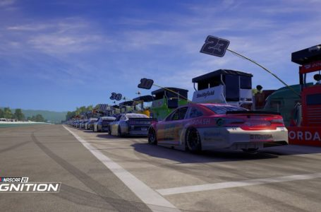 Does NASCAR 21: Ignition have custom online lobbies?