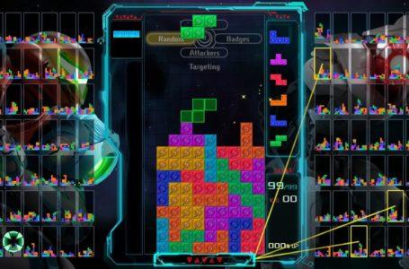 New Tetris 99 Maximus Cup will feature Metroid Dread