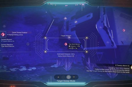 How to complete It Towers Above Us in No Man's Sky Expedition 4: Emergence
