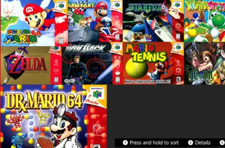 How to play multiplayer in Nintendo 64 games on Nintendo Switch Online Expansion Pack