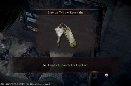 How to find the key in Third Drop in Project Zero Maiden of Black Water