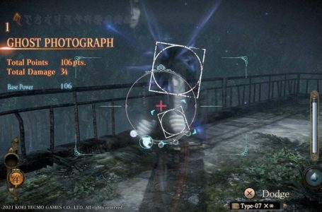 Tips to defeat the shrine maiden in Third Drop in Project Zero: Maiden of Black Water