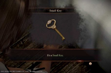 How to find the key in Interlude in Project Zero: Maiden of Black Water