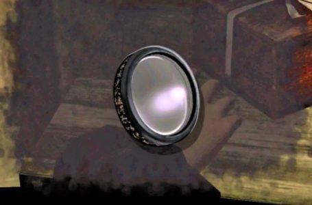 How lenses work in Project Zero: Maiden of Black Water