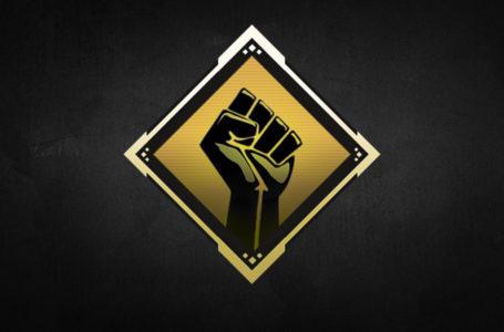 Apex Legends activist badges will return permanently in next update