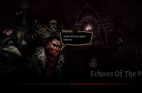 How Hero Shrines work in Darkest Dungeon 2