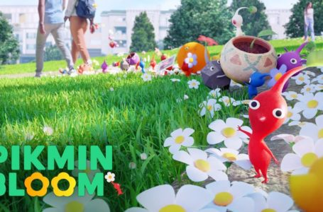 If you're in the US, Canada, or the Americas, Pikmin Bloom is available now