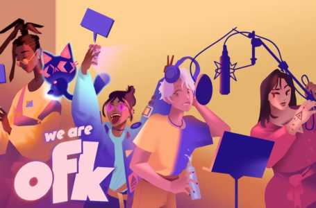 Who are the voice actors in We Are OFK?