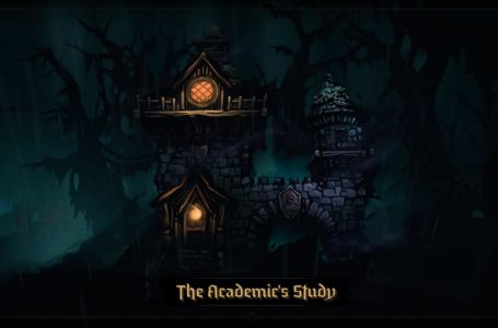 How does the Academic's Study work in Darkest Dungeon 2