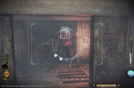 Tips to defeat the folklorist in Project Zero: Maiden of Black Water Fifth Drop