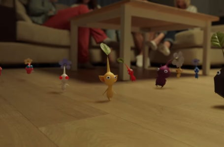 How expeditions work in Pikmin Bloom