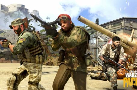 Can Call of Duty: Black Ops Cold War and Modern Warfare guns be used in Warzone Pacific?