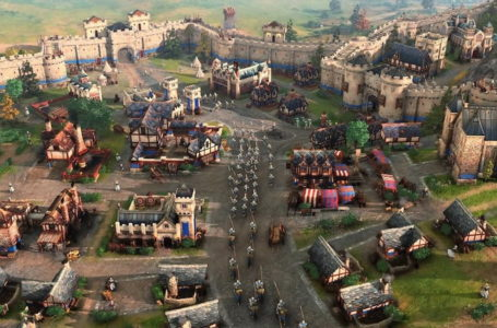 How to capture sacred sites in Age of Empires 4
